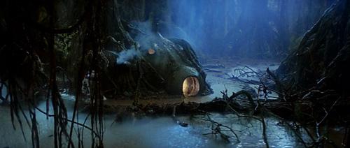La maison de Yoda