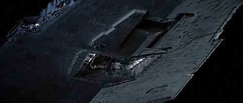 L'empire envoie des sondes de reconnaissance