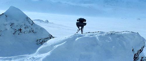 Le droide sonde de l'empire