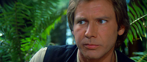 Han ne sait plus quoi penser de Leia et Luke