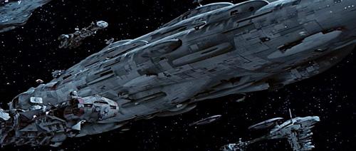 La flotte rebelle