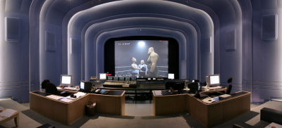 Un des studios de Skywalker Sound