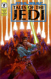 Un des volumes de la série Tales of the Jedi.