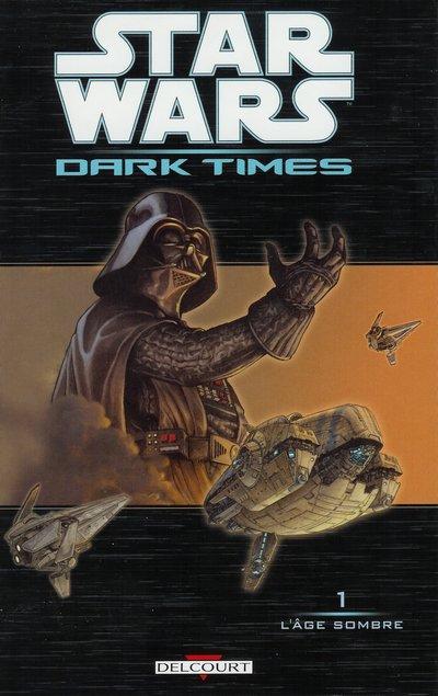 Dark Times chez Delcourt