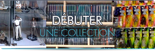Débuter une collection