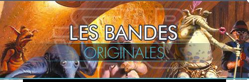 Les Bandes Originales de la Saga