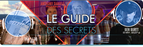 Guide des Secrets