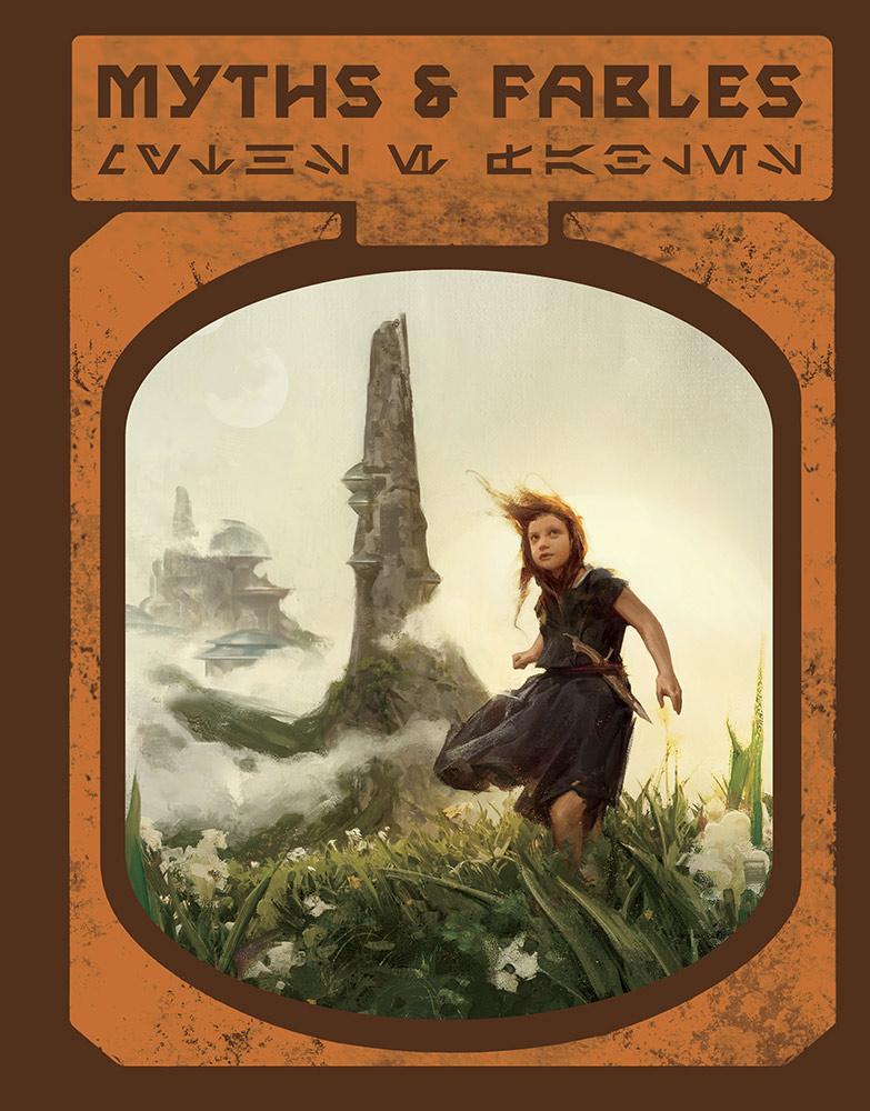 Livre Myths & Fables Exclu
