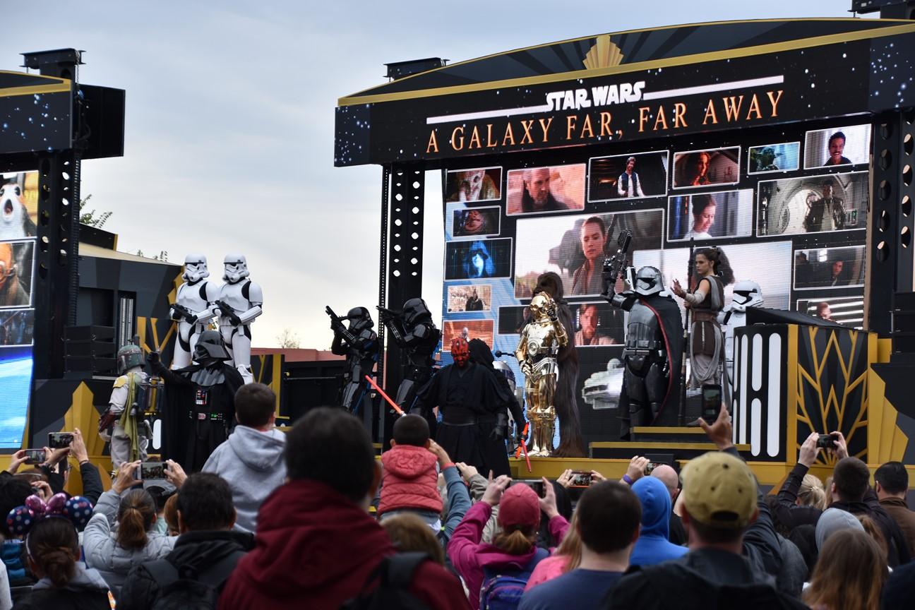 Star Wars A Galaxy Far Far Away