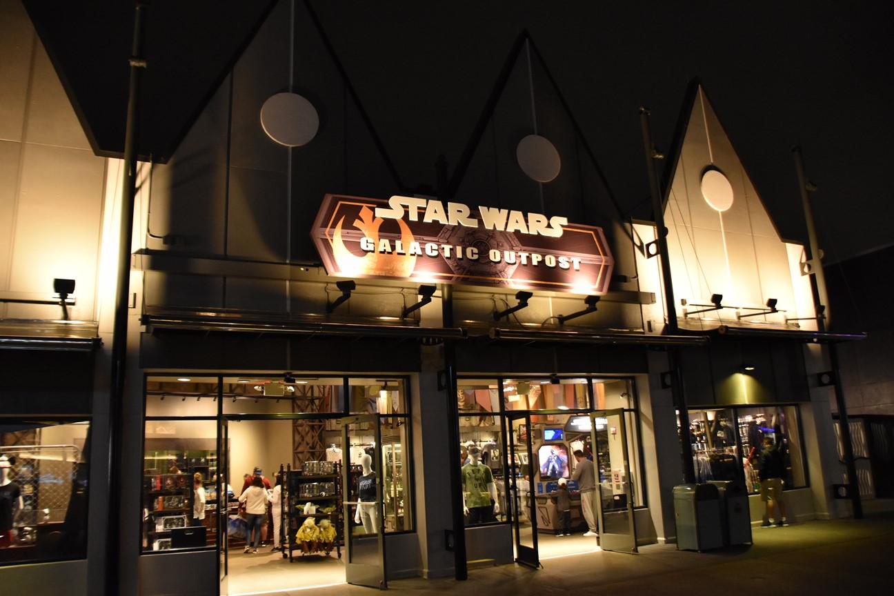 Star Wars Disney Springs