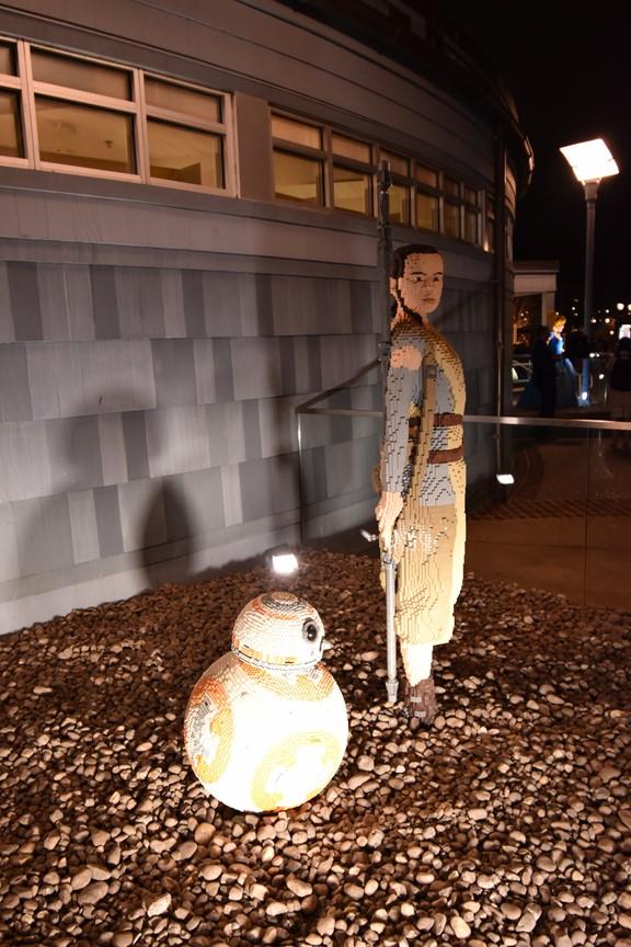 Lego Star Wars DIsney Springs
