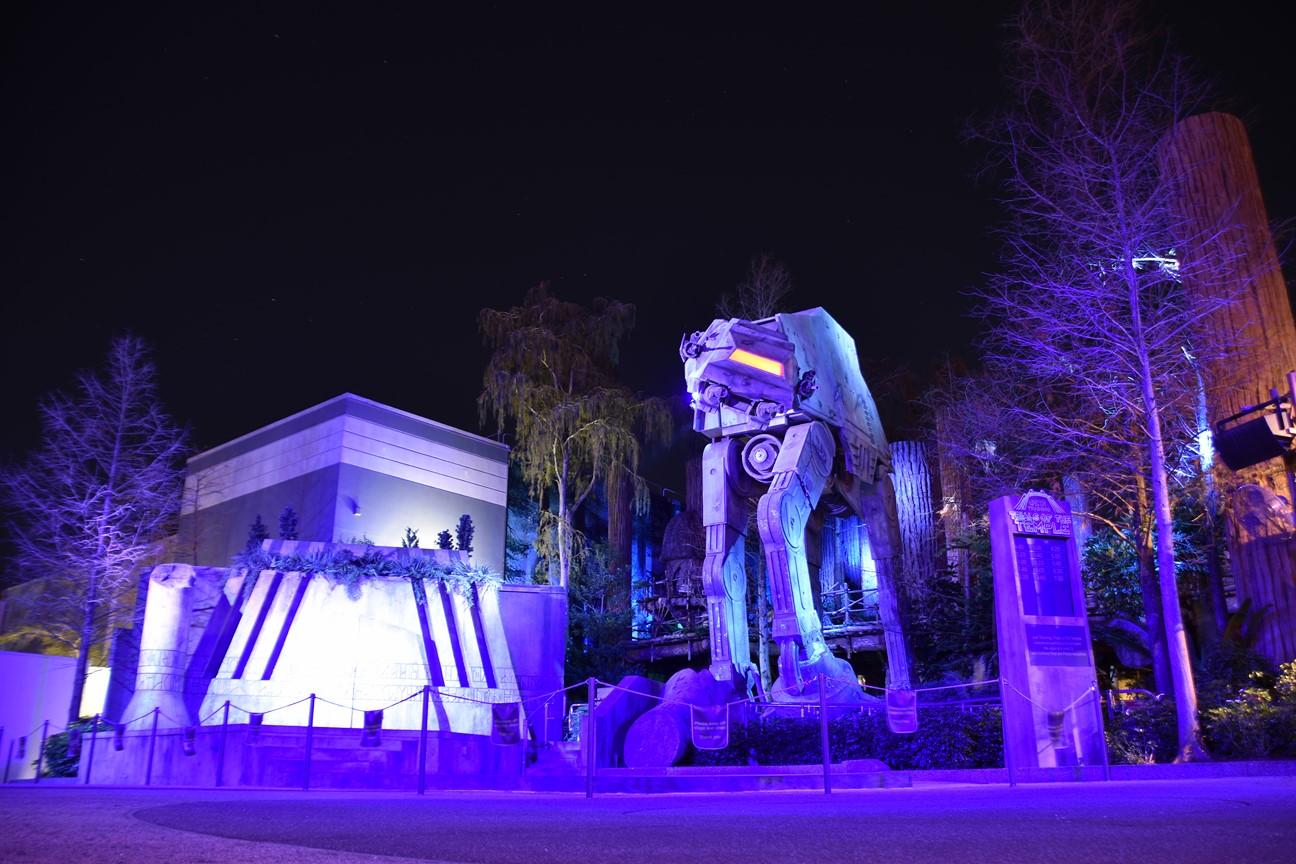 Disney World Star Tours