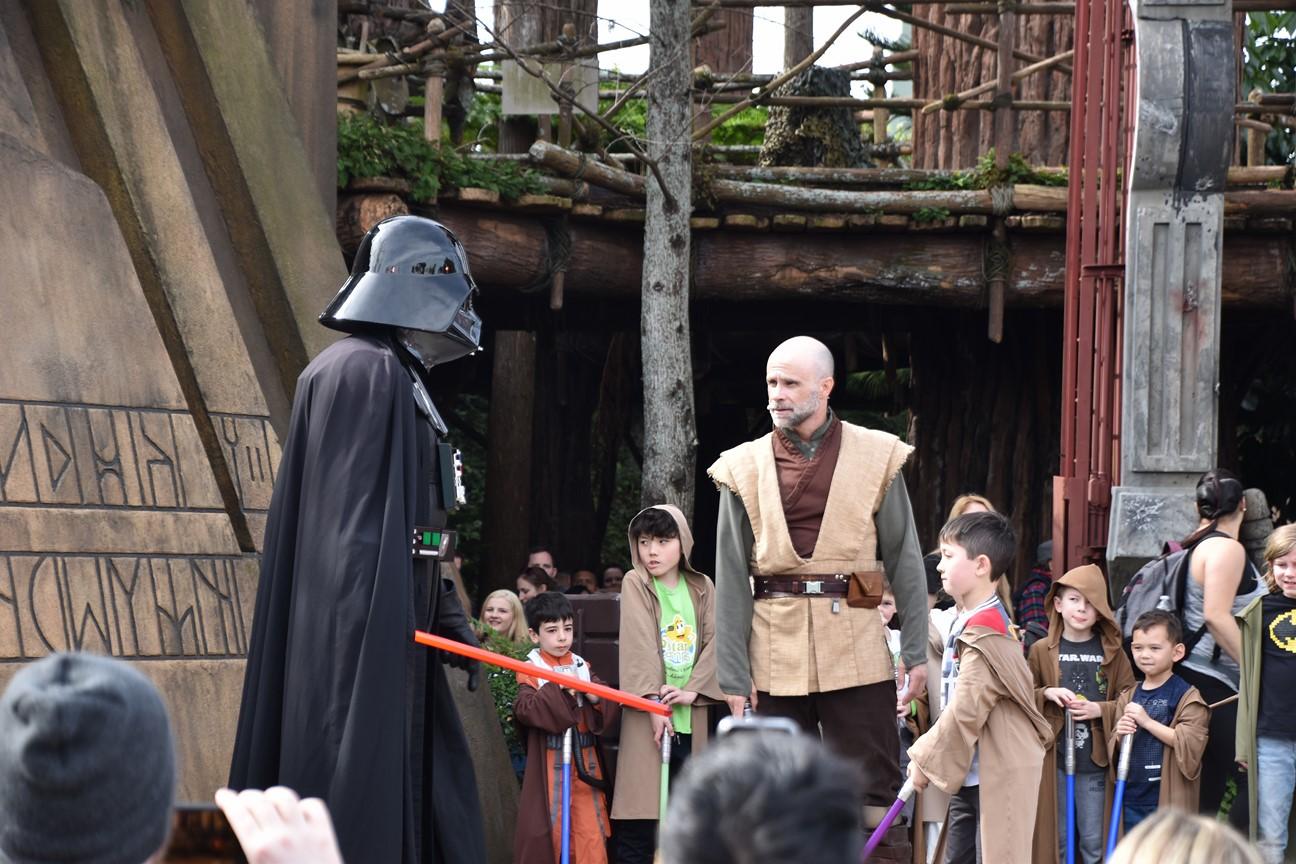 Star Wars Jedi Training Academy