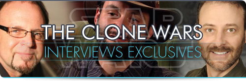 The Clone Wars : Interviews exclusives