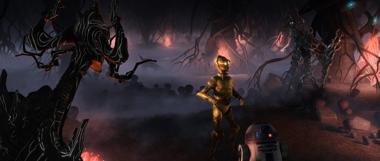 R2 sur Aleen
