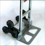 Exemple d'un chariot à roues holonomes (Rotacaster)