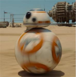 BB-8, un nouveau droïde visible dans Star Wars, Le Réveil de la Force