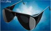 Les lunettes à réalité augmentée MetaPro