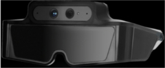 Les lunettes à réalité augmentée Meta1