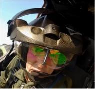 Le TopOwl des pilotes de l'hélicoptère français Tigre