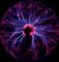 Une boule à plasma