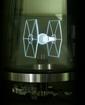 L'hologramme d'un chasseur de l'Empire !