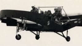 Le PA-59H, également appelé AirGeep 2