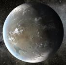 Vue d'artiste de Kepler-62-f