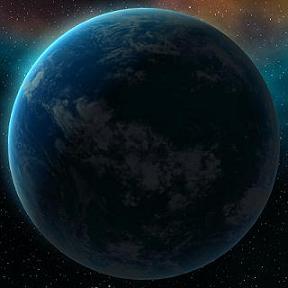 La planète Kamino