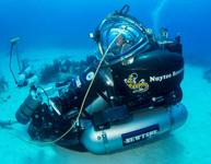 Équivalent sous-marin d'un véhicule d'exploration spatiale (S.E.V.)