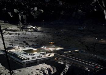 L'astéroïde Polis Massa