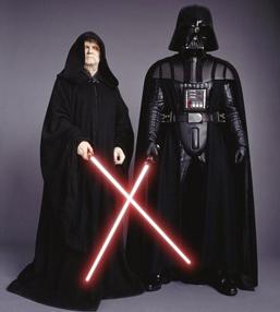 Sabres laser des Sith