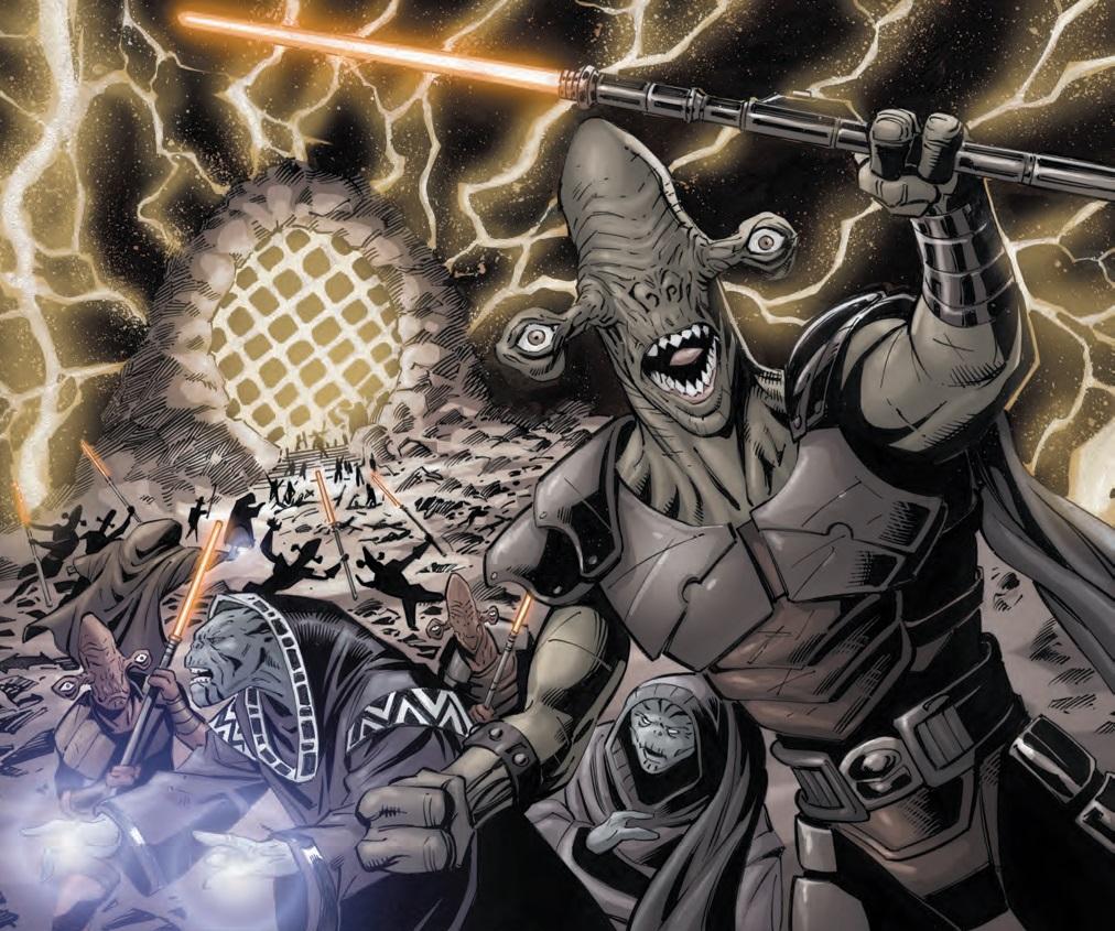 Empire Infini • Encyclopédie • Star Wars Universe