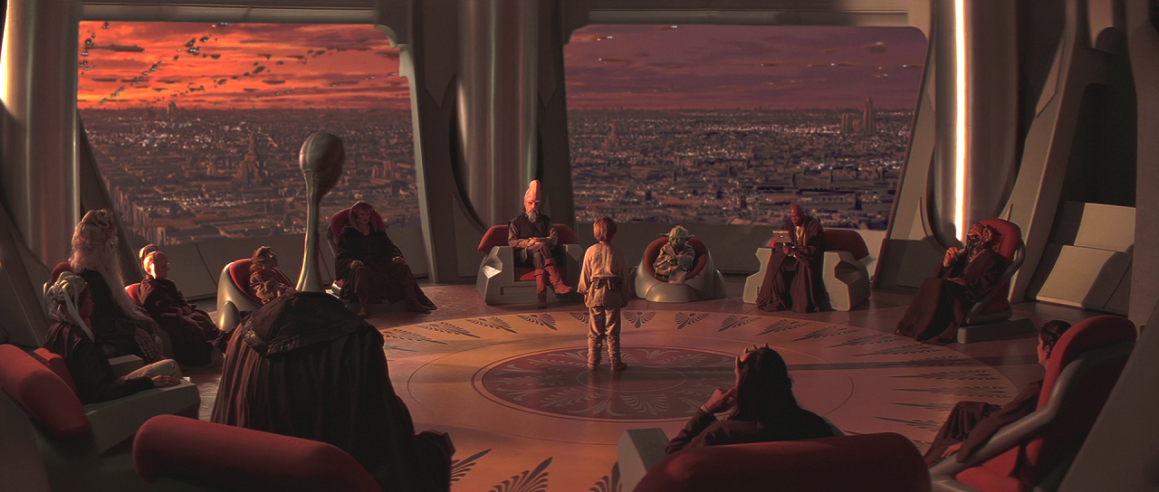 Coruscant Meeting Room New Era Investments