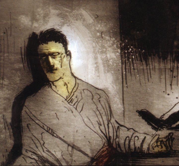 Ash, assassiné par sa petite amie Vydel Dir