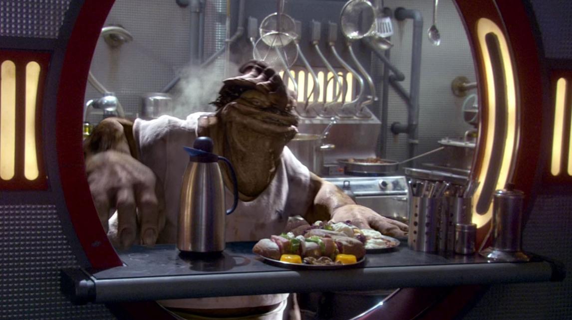 Dexter jettster encyclop die star wars universe for Restaurant la cuisine dax