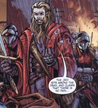 Stratus et ses hommes se préparent à un dernier assaut contre les forces républicaines dirigées par les padawans
