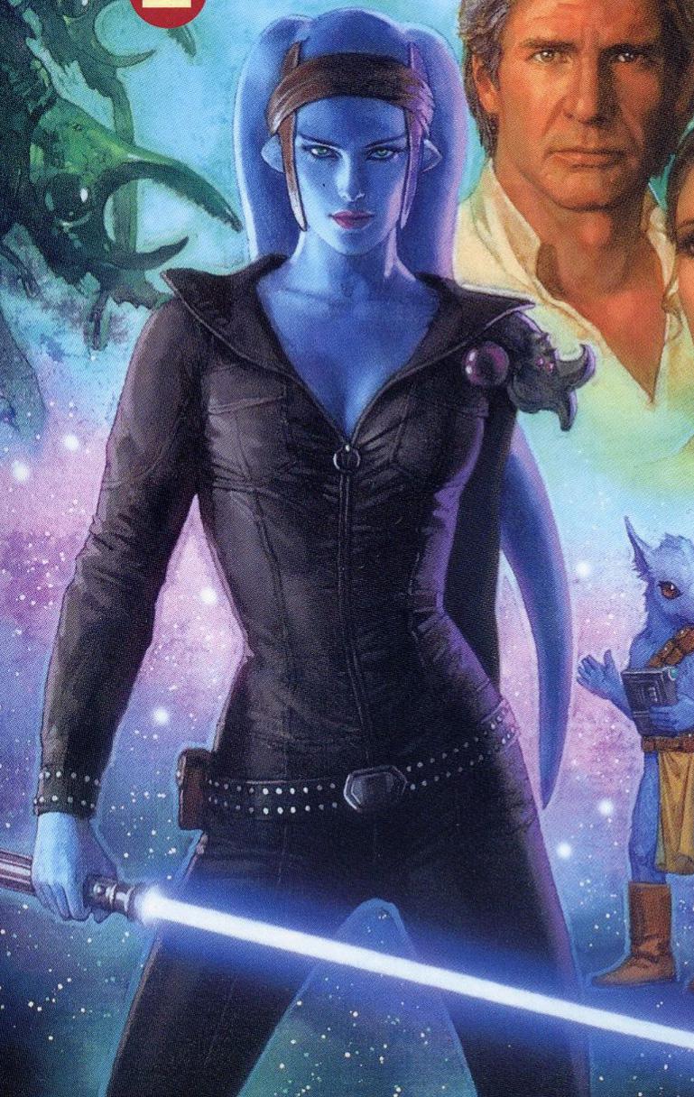 Alema rar encyclop die star wars universe - Personnage de starwars ...