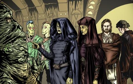 Les Jedi sur Ansion