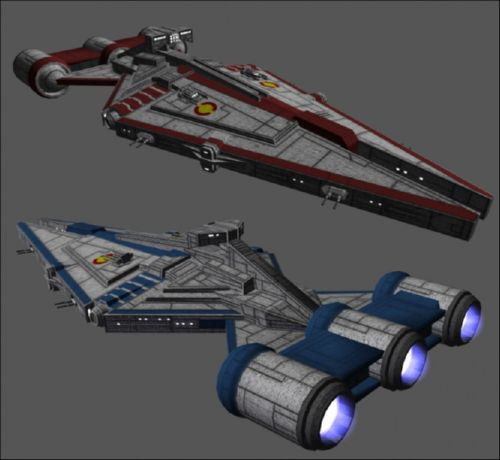 Croiseur l ger arquitens encyclop die star wars universe - Croiseur star wars lego ...