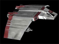 Airspeeder V-Wing