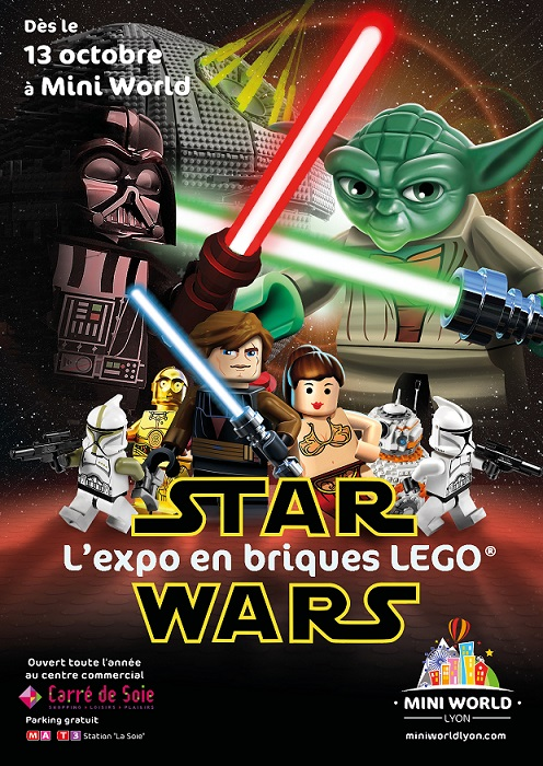 Mini World - L'expo en briques LEGO