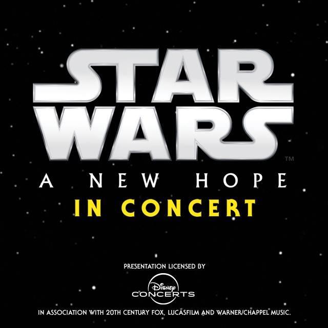 SW A New Hope en Concert
