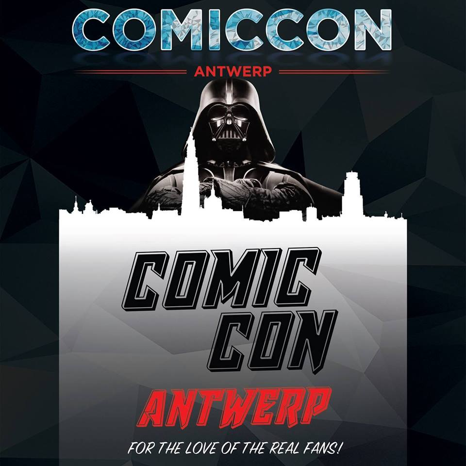 Comic Con Antwerp
