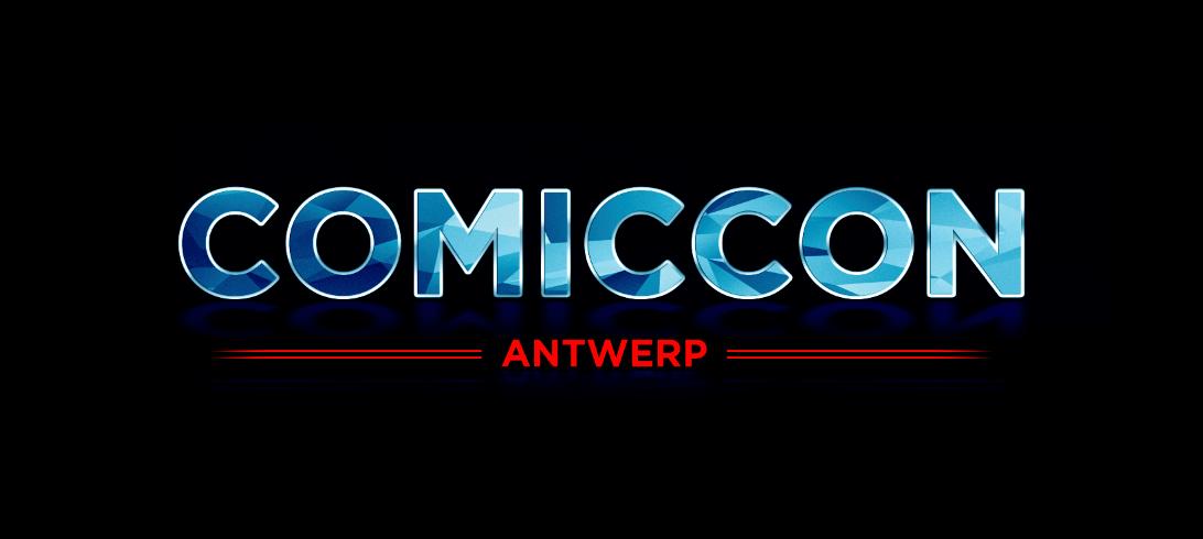 Comic Con Antwerp