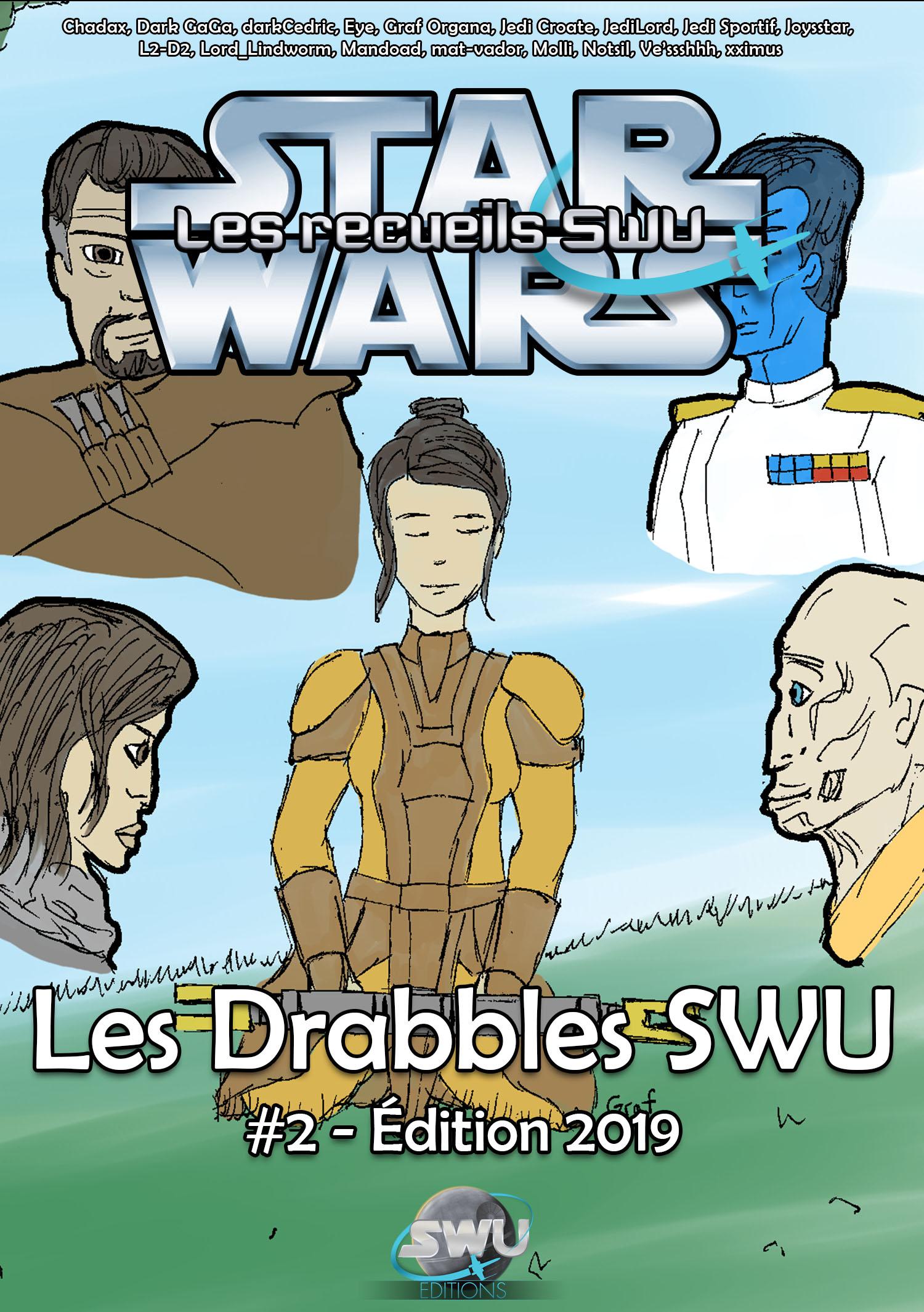 Les Drabbles SWU #2 - Novembre 2019