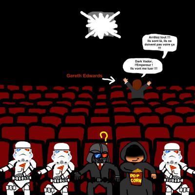 La première de Rogue One... Ou pas !