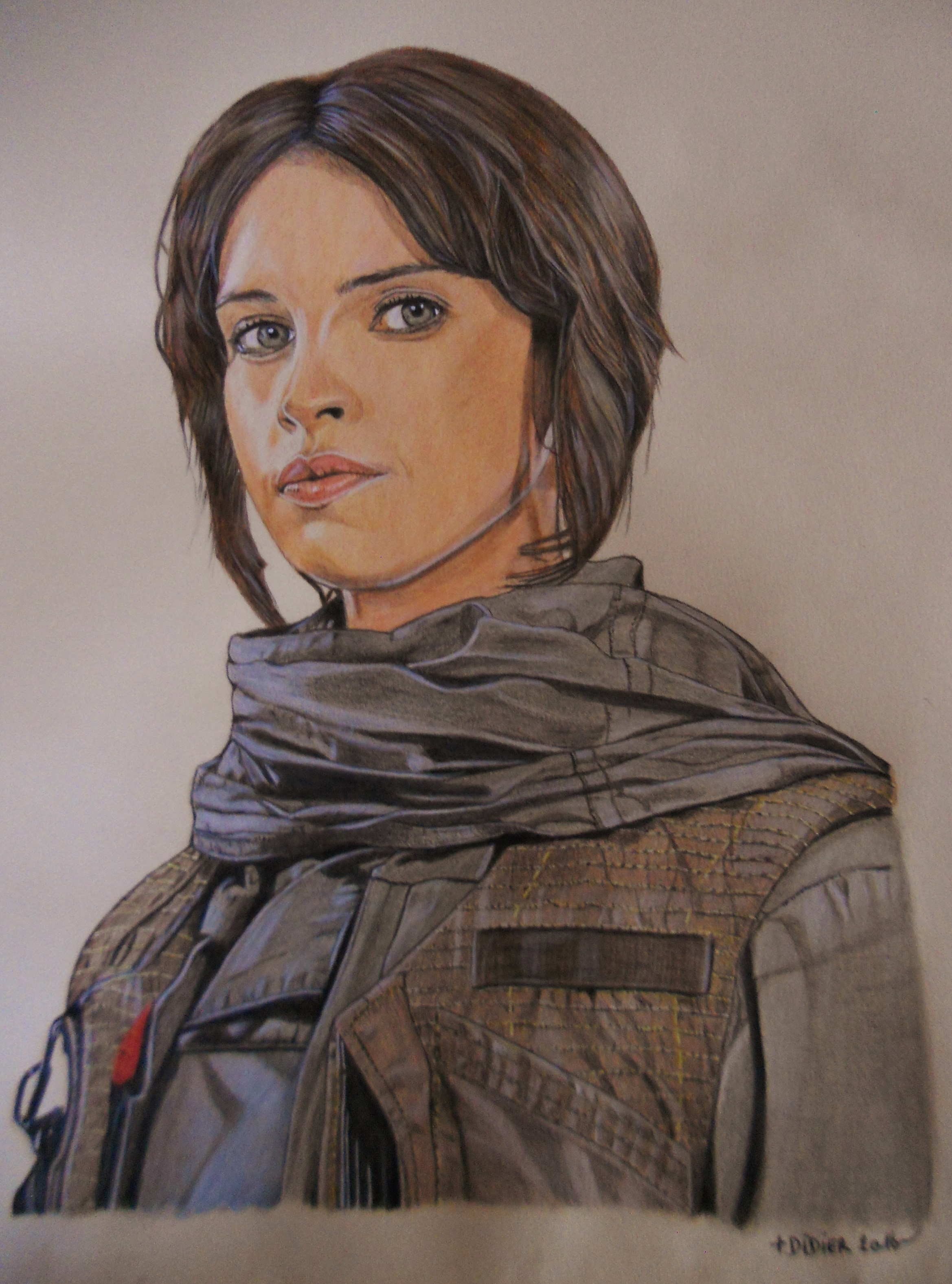 Star Wars - Rogue One : Jyn Erso