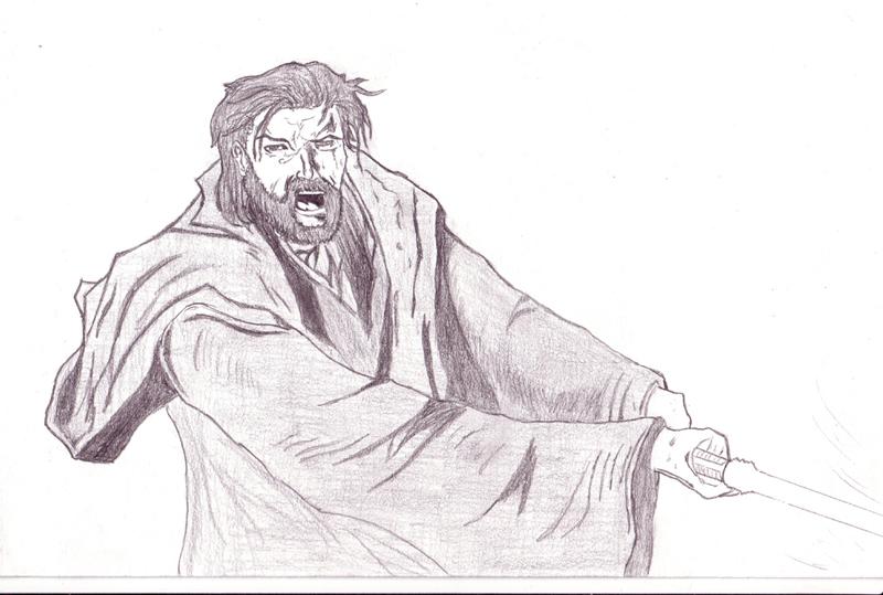 Obi Wan Kenobi Fan Arts Star Wars Universe