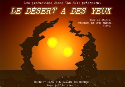 Le désert a des yeux